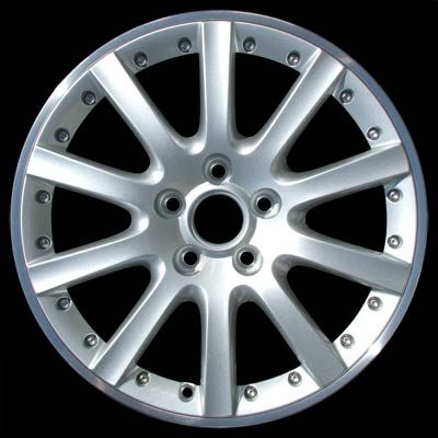 Volkswagen Jetta 2005-2008 17x7 Silver Factory Replacement Wheels