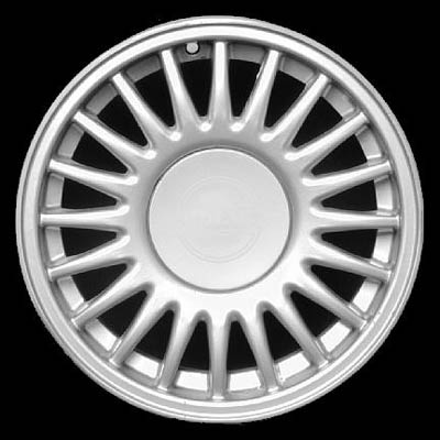 Volvo 940 1992-1998 15x6 Silver Factory Replacement Wheels