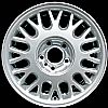 1995 Volvo 850  15x6.5 Silver Factory Replacement Wheels