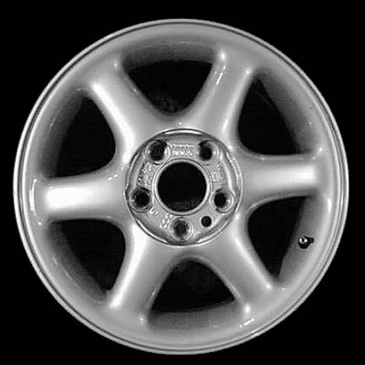 Volvo 850 1994-2000 15x6.5 Silver Factory Replacement Wheels