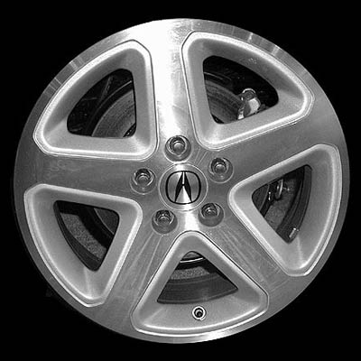 Acura CL 2001-2002 17x7 Machined Factory Replacement Wheels