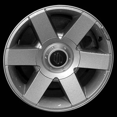 Suzuki Vitara 2001-2003 16x7 Silver Factory Replacement Wheels