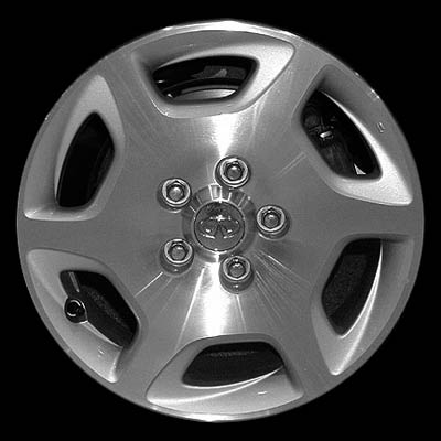 Infiniti I30 2000-2001 16x6.5 Silver Factory Replacement Wheels