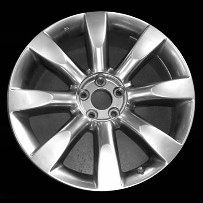 Infiniti Fx 2003-2008 20x8.5 Hyper Silver Factory Replacement Wheel