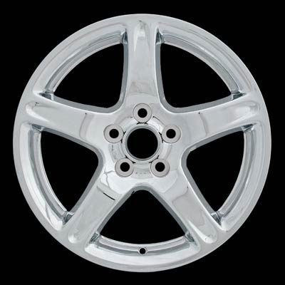 Lexus GS400 1998-2002 17x8 Silver Factory Replacement Wheels