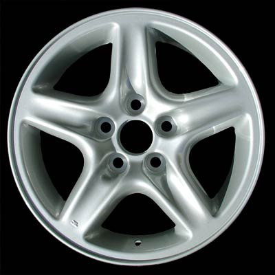 Lexus RX300 1999-2003 16x6.5 Silver Factory Replacement Wheels
