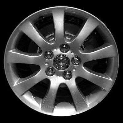 Lexus Es300 2002-2003 16x6.5 Silver Factory Replacement Wheels
