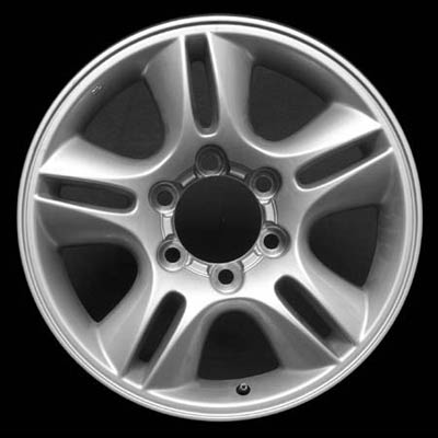 Lexus Gx470 2003-2009 17x7.5 Silver Factory Replacement Wheels