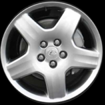 Lexus Ls430 2004-2006 18x7.5 Chrome Factory Replacement Wheels