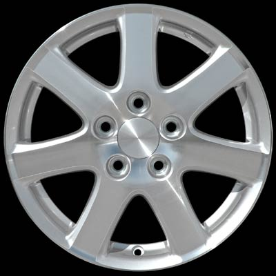 Honda Accord 2004-2005 16x6.5 Machined Factory Replacement Wheels