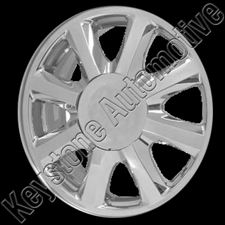 Buick Lacrosse 2005-2007 17x6.5 Cladded Factory Replacement Wheel