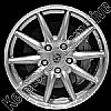 Porsche 911 2006-2007 19x11.5 Silver Factory Replacement Wheel