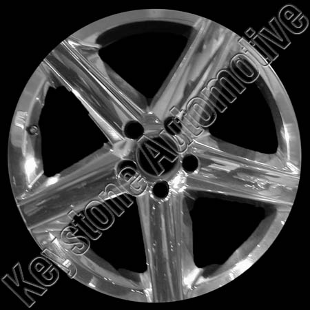Jeep Grand Cherokee 2006-2007 20x9 Chrome Factory Replacement Wheel