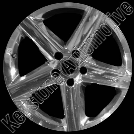 Jeep Grand Cherokee 2006-2007 20x10 Chrome Factory Replacement Wheel