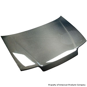 Honda Civic 99-00 OEM Style Carbon Fiber Hood