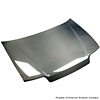 2001 Honda Civic 2/4 Door  OEM Style Carbon Fiber Hood