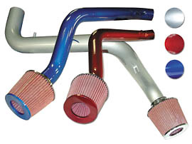 Honda Civic 99-00 SI Arospeed Cold Air Intake-Blue