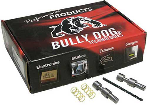 Bully Dog Shift Enhancer - 00-07 GM Duramax Aggressive Shift Kit