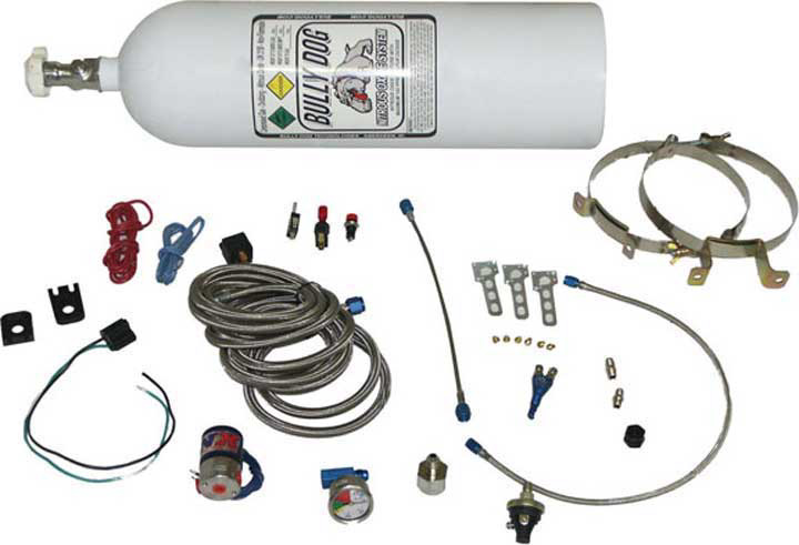Bully Dog Nitrous Kit - Bully Kicker 150hp - Diesel