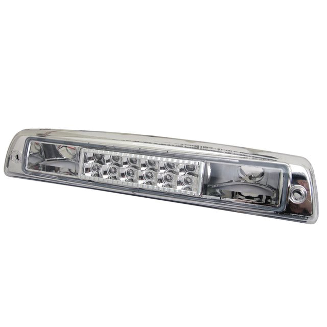 Dodge Ram 1994-2001 Clear Housing Led 3rd Brake Light