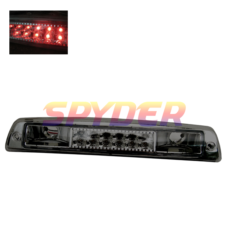 Dodge Ram 1994-2001 Smoke Housing Led 3rd Brake Light