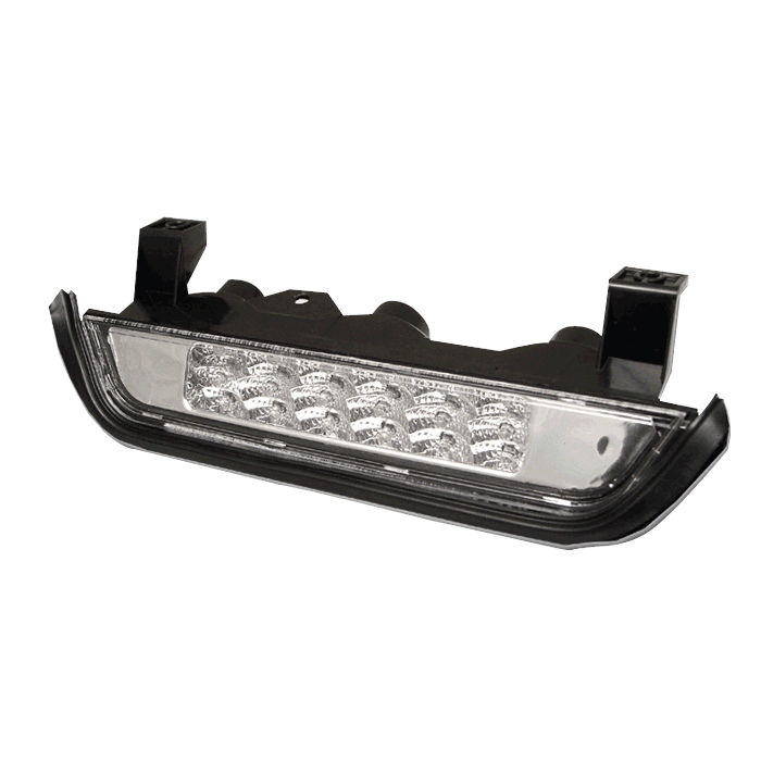 Jeep Grand Cherokee 1993-1998 Clear Housing Led 3rd Brake Light