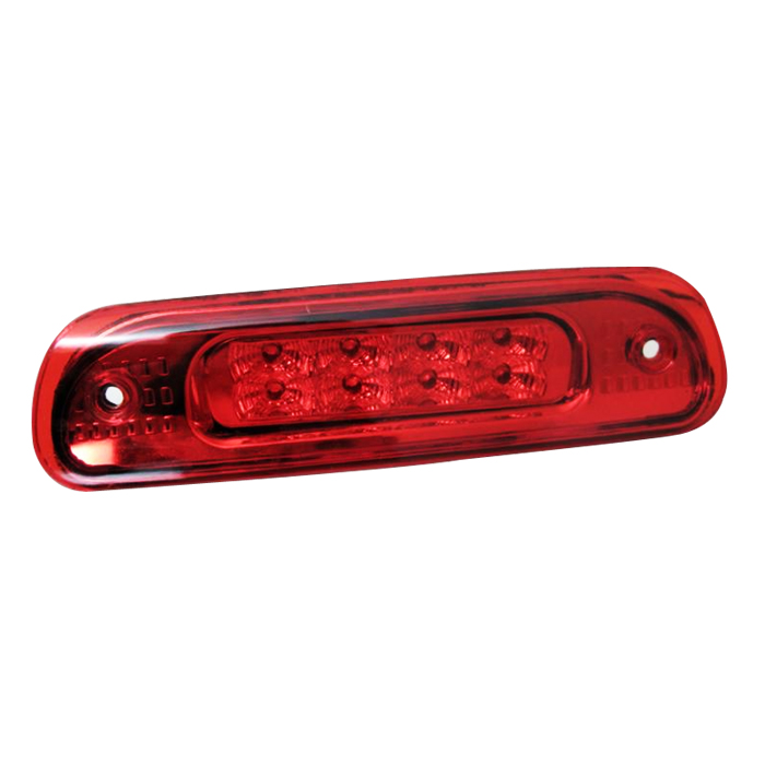 Jeep Grand Cherokee 1999-2003 Red Housing Led 3rd Brake Light