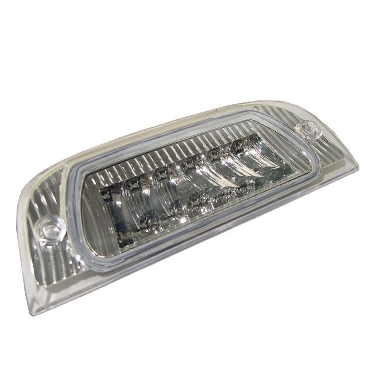 Jeep Liberty 2002-2004 Chrome Housing Led 3rd Brake Light