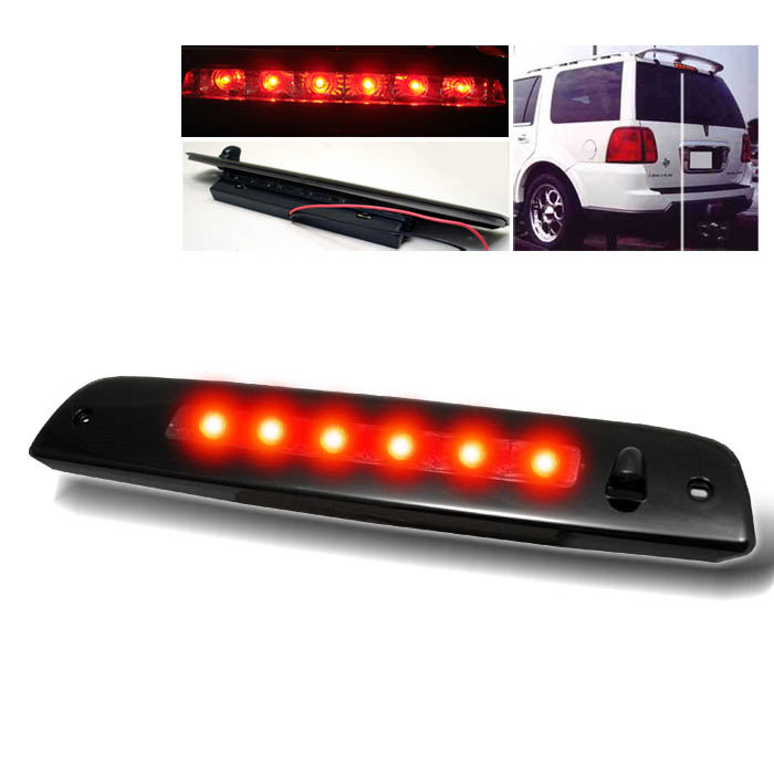 Lincoln Navigator 2003-2006 Clear Housing Led 3rd Brake Light