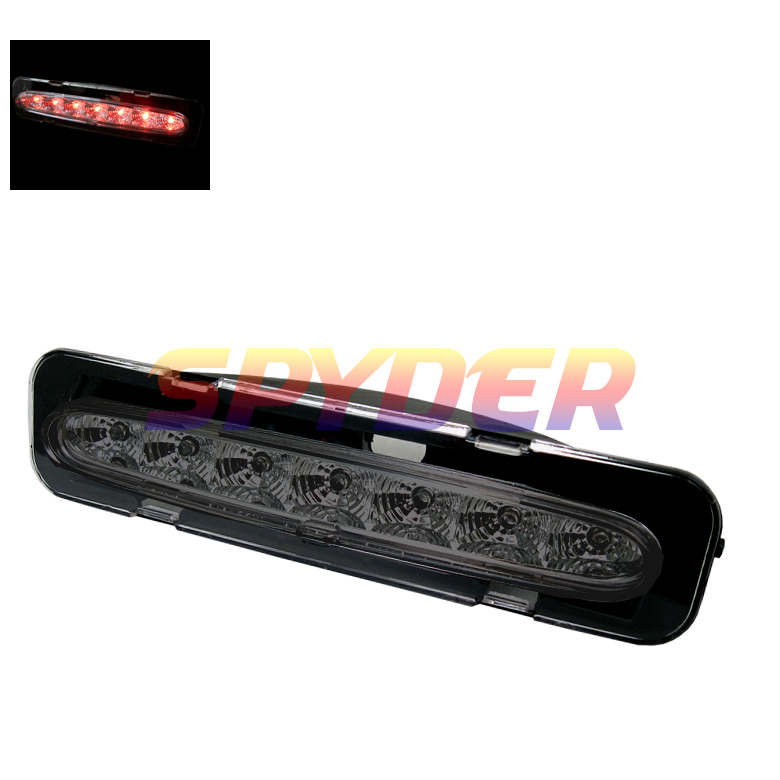 Mitsubishi Eclipse 2000-2003 Smoke Housing Led 3rd Brake Light