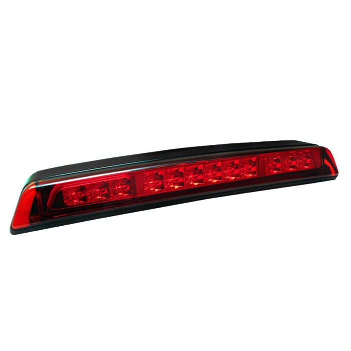 Nissan Frontier 2005-2007 Red Housing Led 3rd Brake Light