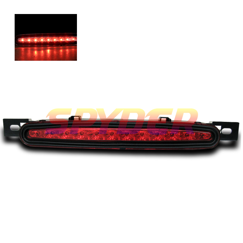 Pontiac Grand Am 1999-2003 Red Housing Led 3rd Brake Light