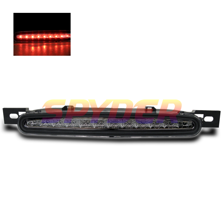 Pontiac Grand Am 1999-2003 Smoke Housing Led 3rd Brake Light