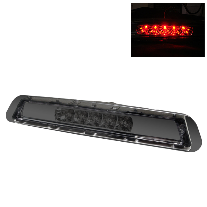 Toyota 4 Runner 2003-2005 Smoke Housing Led 3rd Brake Light