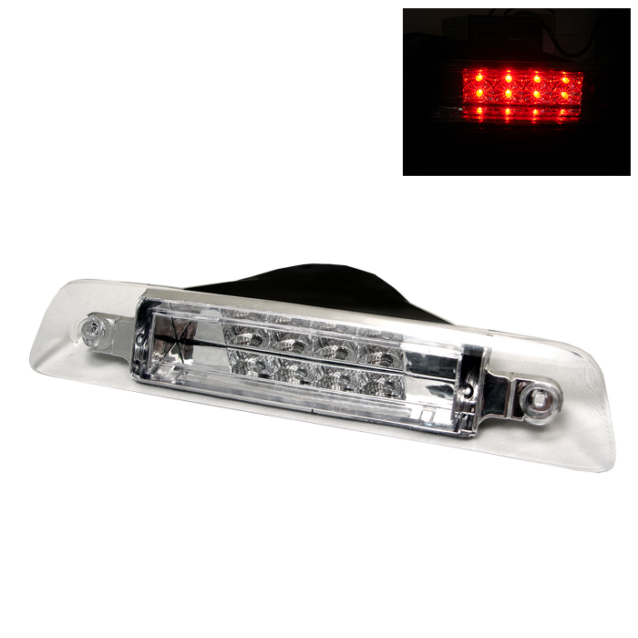 Toyota 4 Runner 1996-2002 Clear Housing Led 3rd Brake Light