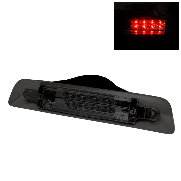 Toyota 4 Runner 1996-2002 Smoke Housing Led 3rd Brake Light