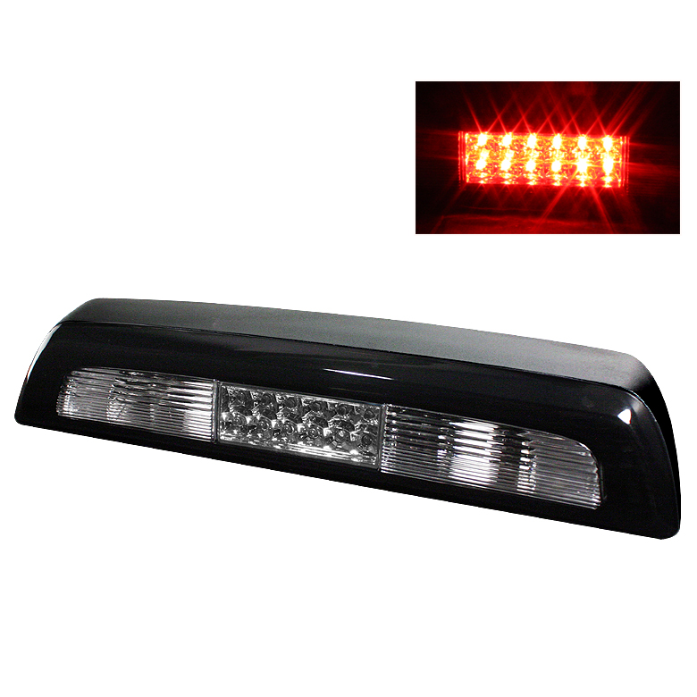 Toyota Tundra 2007-2010 Chrome Housing Led 3rd Brake Light