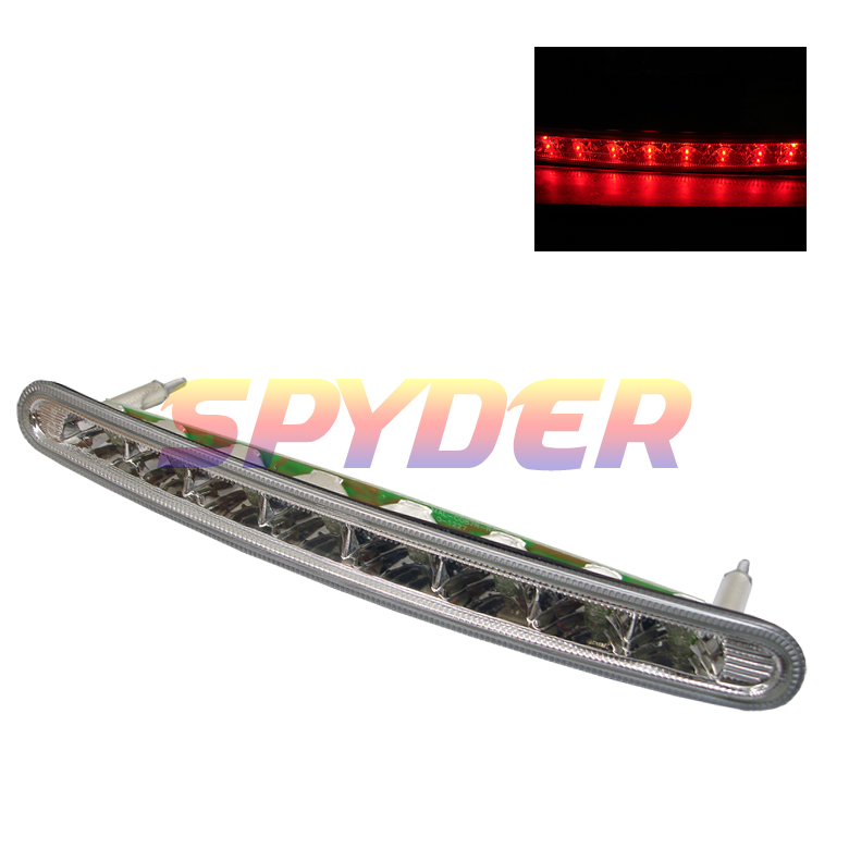 Volkswagen Beetle 1998-2007 Chrome Housing Led 3rd Brake Light