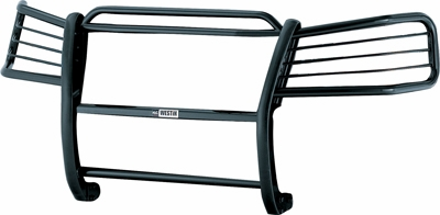 Ford Excursion 00-03 Westin Sportsman Front Bumper Guard (Black)