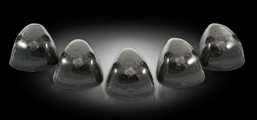 Dodge Ram 1994-1998 SMOKED Cab Lights (5 Piece set)