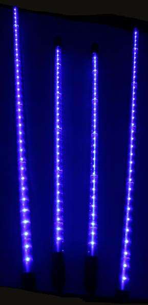 Blue LED Neon Undercar Kit