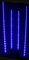 Flexible Blue LED Neon Undercar Kit