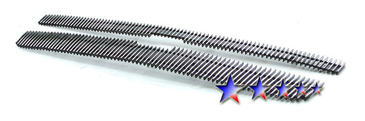 Chevrolet Silverado 1500 Hd 2006-2006 Polished Main Upper Aluminum Billet Grille