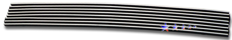 Chevrolet Trailblazer SS 2002-2005 Polished Lower Bumper Stainless Steel Billet Grille