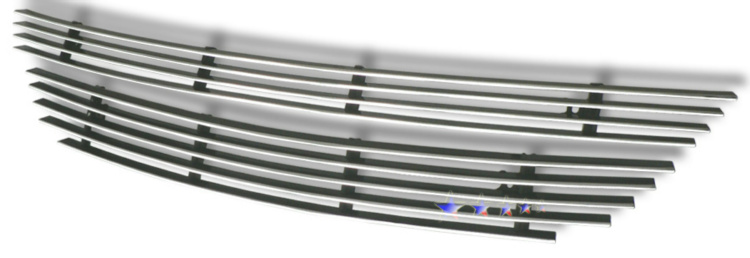 Chevrolet Cobalt  2005-2010 Polished Main Upper Aluminum Billet Grille