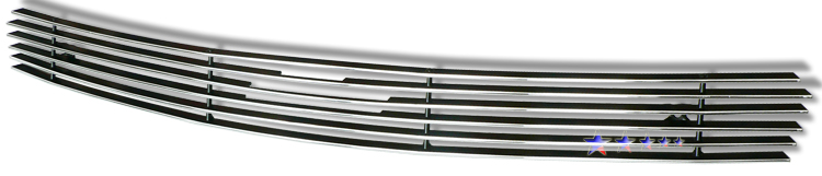 Chevrolet Monte Carlo  2006-2007 Polished Main Upper Aluminum Billet Grille