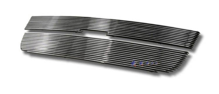 Chevrolet Express Van  2003-2011 Polished Main Upper Aluminum Billet Grille