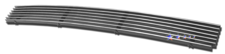 Chevrolet Trailblazer Lt 2006-2009 Polished Lower Bumper Aluminum Billet Grille