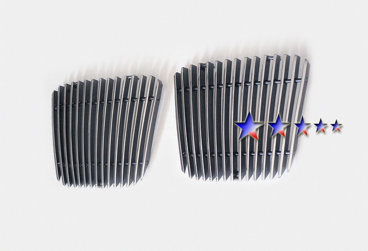 Chevrolet Avalanche  2007-2012 Polished Lower Bumper Aluminum Billet Grille