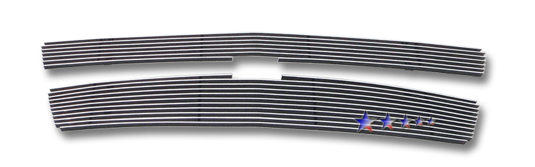 Chevrolet Tahoe Hybrid 2009-2012 Polished Main Upper Aluminum Billet Grille